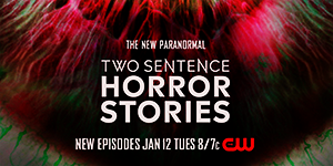"""Two Sentence Horror Stories"""