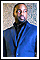 Malik Yoba as Bill Harken from the SyFy series 'Alphas'.